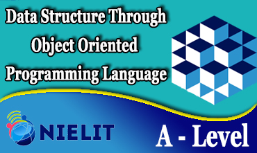 Data Structure Through Object Oriented Programming Language
